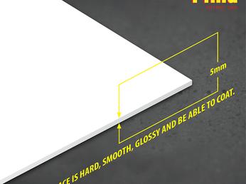 Tấm Nhựa PVC Foam 5mm  Pima