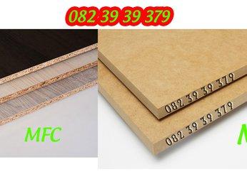 Gỗ MFC và MDF là gì? Nên sử dụng loại gỗ nào?