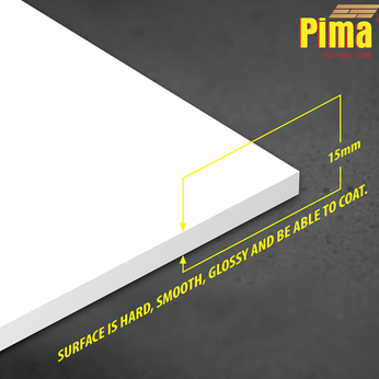 TẤM VÁN NHỰA PIMA 15mm