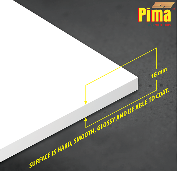 TẤM VÁN NHỰA PIMA 18mm