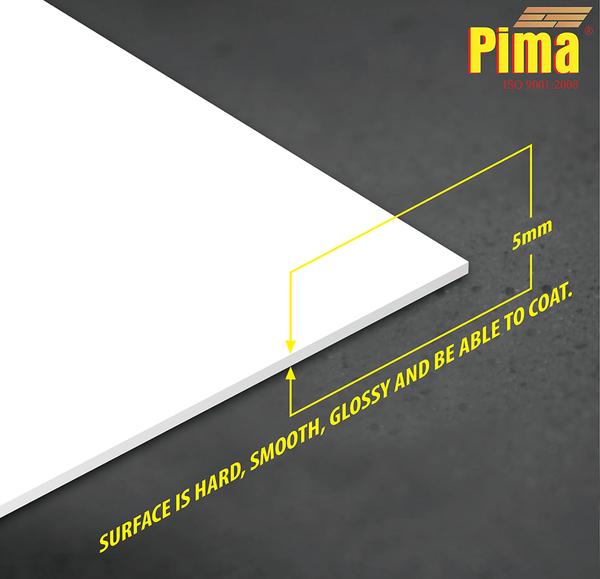 TẤM VÁN NHỰA PIMA 5mm