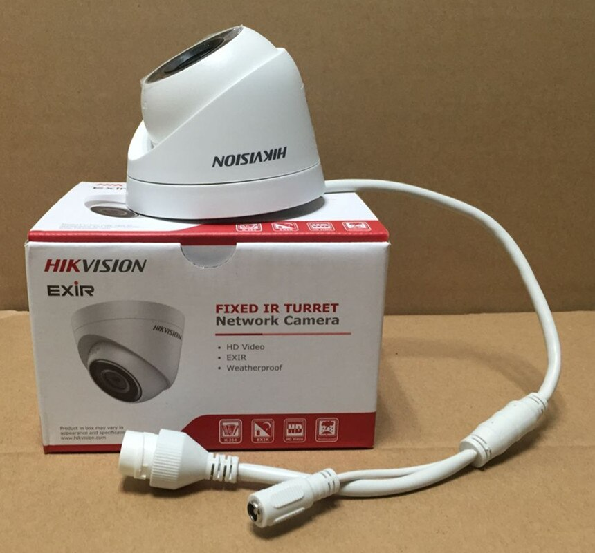 Camera IP HD Dome hồng ngoại 2.0 Megapixel HIKVISION DS-2CD1321-I