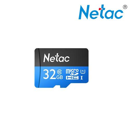 THẺ NHỚ NETAC 32GB CHUẨN CLASS 10