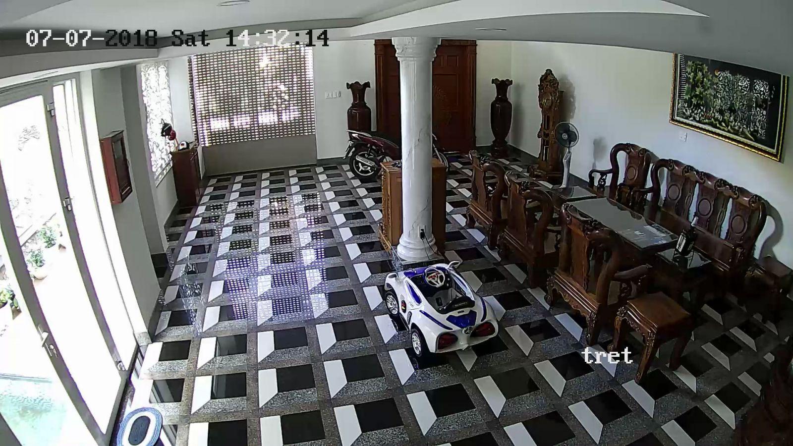 Camera IP Wifi Vitacam DZ1080 2.0Megapixel