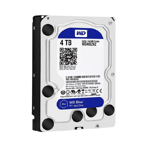Ổ cứng HDD WD Blue WD40EZRZ 4TB / 64MB / 5400 RPM