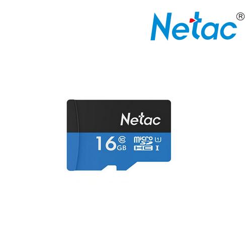 Thẻ nhớ micro sd Netac 16GB U1 Class10