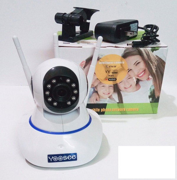 Camera IP Wifi Yoosee GW_D009 1.3Mpx trong nhà