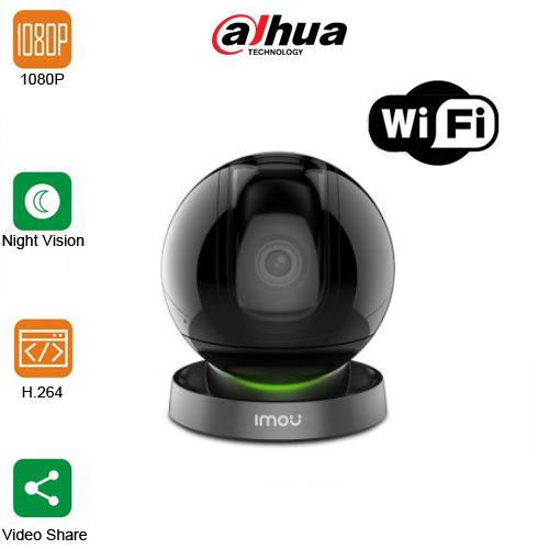 Lắp đặt Camera quan sát không dây Dahua chất lượng full HD 1080p...