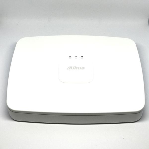 Đầu ghi IP Dahua NVR2104-P-4KS2 HD 8MP, 1 Sata, Audio, 4 cổng PoE