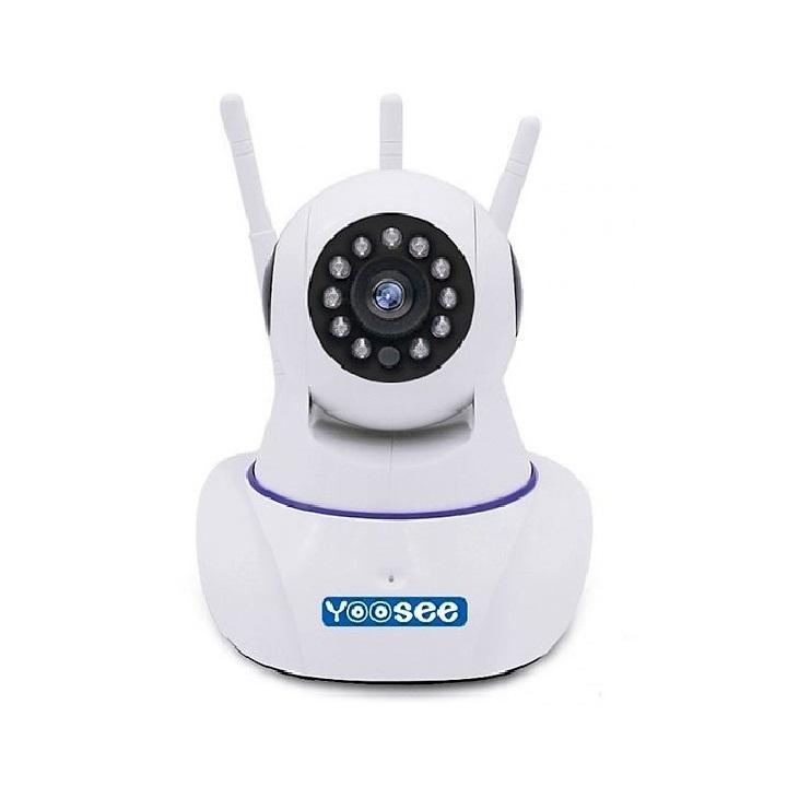 Camera Wifi Không dây Yoosee 2.0MP HD 3 Râu 1080p