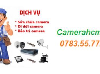 Dịch Vụ Sửa Chữa Bảo Trì Nâng Cấp Hệ Thống Camera TP.HCM