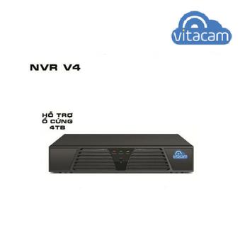 Đầu Ghi Không Dây Vitacam VNR V8-Kết Nối 8 Kênh