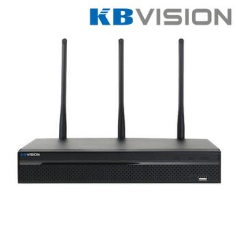 Đầu ghi hình IP Kbvision KX-8104WN2 4 kênh, 1 sata, Onvip, Free DDNS