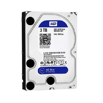 Ổ cứng HDD WD Caviar Blue 3.5 3TB 5400RPM SATA 6Gb/s 64MB Cache