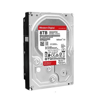 Ổ cứng HDD WD Red Pro 8TB 256MB 7200RPM WD8003FFBX