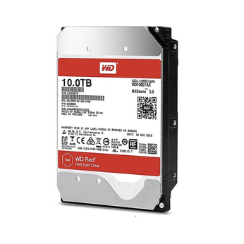 Ổ Cứng HDD NAS WD Red 10TB/256MB/5400/3.5 - WD100EFAX