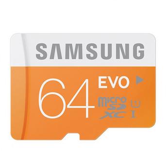 Thẻ nhớ Samsung Micro SD 64GB class 10 UHS-I 48Mb/s chuyên dùng ghi hình cho camera IP