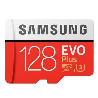 Thẻ nhớ Samsung Micro SD 128GB class 10 UHS-I 48Mb/s chuyên dùng ghi hình cho camera IP