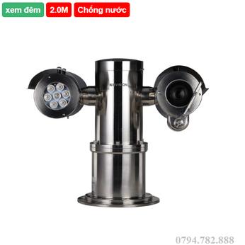 Camera IP KBVision KX-A2307IRPN 2.0 Megapixel
