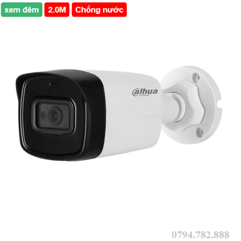 Camera IP Dahua Cao Cấp  IPC-HFW 1230 DP-AS THAN