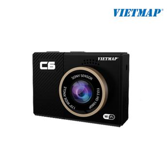 Camera hành trình ô tô Vietmap C6 Full HD kết nối WIFI.
