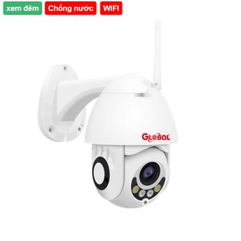 Camera PTZ IP WIFI GLOBAL 2.0 Mpx