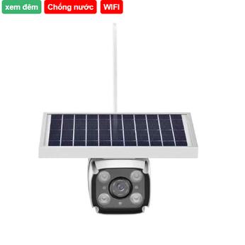 Camera chạy năng lượng mặt trời Q2A-CAM-4G-2MP
