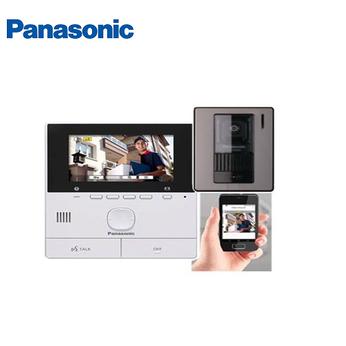 Bộ chuông cửa màn hình kết nối 4 Smartphone Panasonic VL-SVN511VN