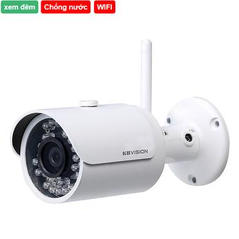Camera Wifi Kbvision KX-3001WN 3.0 Megapixel