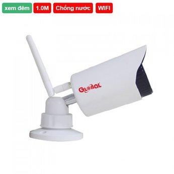 Camera IP Wifi Global Ngoài Trời 2.0MP