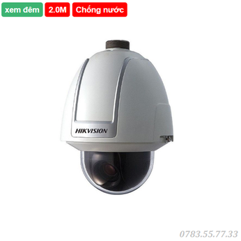 Camera IP Speed Dome 2.0 Megapixel HIKVISION DS-2DF5225X-AEL