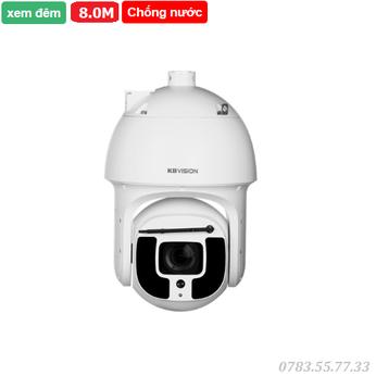 Camera IP Speed Dome hồng ngoại 8.0 Megapixel KBVISION KX-EA8409PN