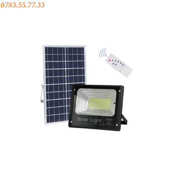 Đèn năng lượng mặt trời JD-200W