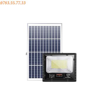 Đèn Năng Lượng Mặt Trời 300W JD8300L