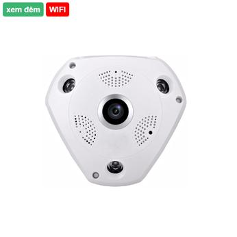 Camera Ốp Trần Tường Wifi Yoosee 360