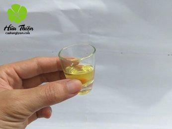 Tác dụng của rượu tỏi, công dụng thần kỳ từ thiên nhiên