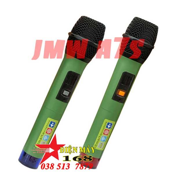 Micro loa kéo jmw A7s hát hay giá rẻ