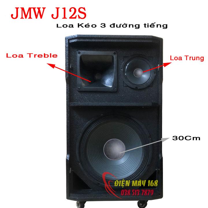 JMW 12SA Top 1 Loa Kéo Bass 3 Tấc hát hay giá rẻ nhất