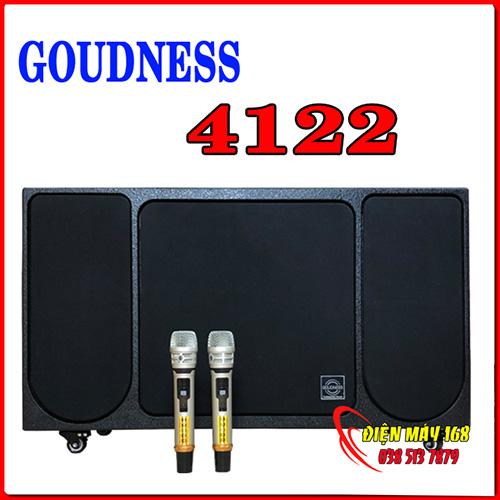 Dàn âm thanh karaoke gia đình Goudness 4122