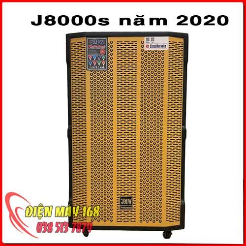 Loa kéo di động jmw J8000s Năm 2020 Top 1 Bass 5 Tấc - Click xem ngay.