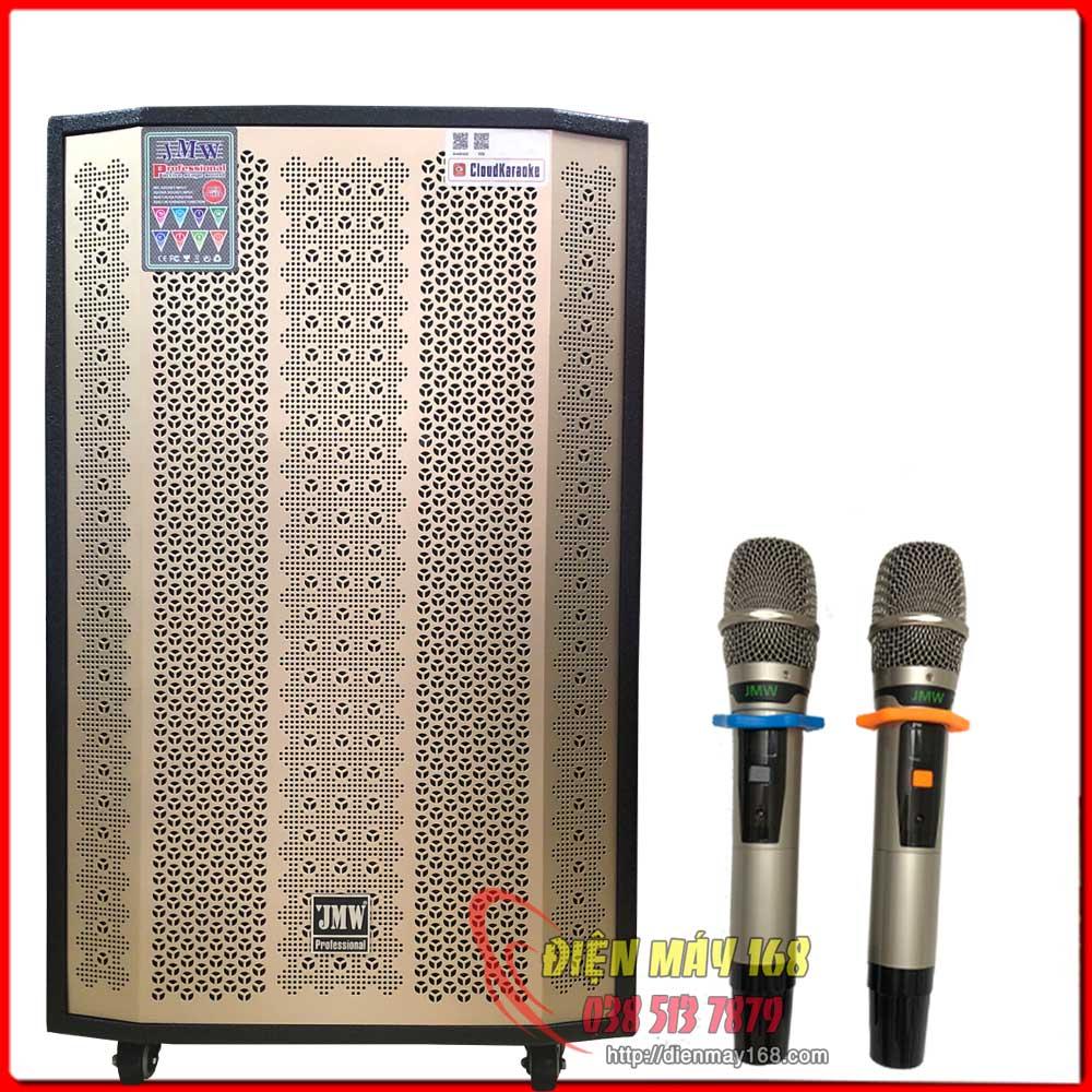 Loa kéo di động JMW J8000SA-01 Bass 5 tấc Hát Karaoke Hay Giá Tốt Nhất Năm 2021