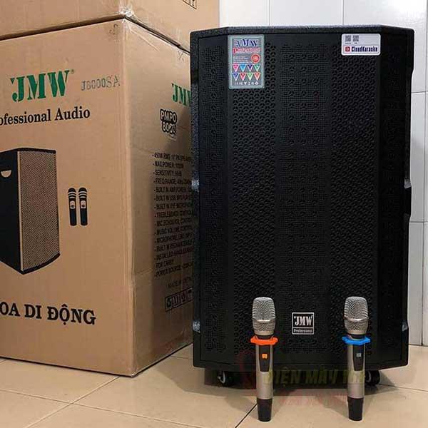 Loa kéo jmw j8000sa bass 5 tấc thùng gỗ - Click xem ngay