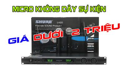 Micro không dây karaoke amply gia đình và loa kéo