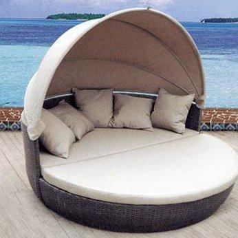 Bàn ghế bãi biển thiết kế trang nhã