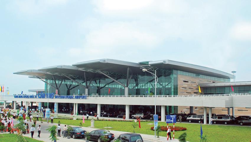 Sân bay Quốc thế Cần Thơ
