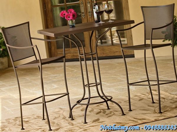 40 wrought iron furniture outdoor Italian style part 4