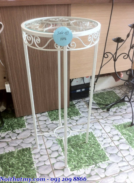 Wrought iron iron shelves DA15-KD96