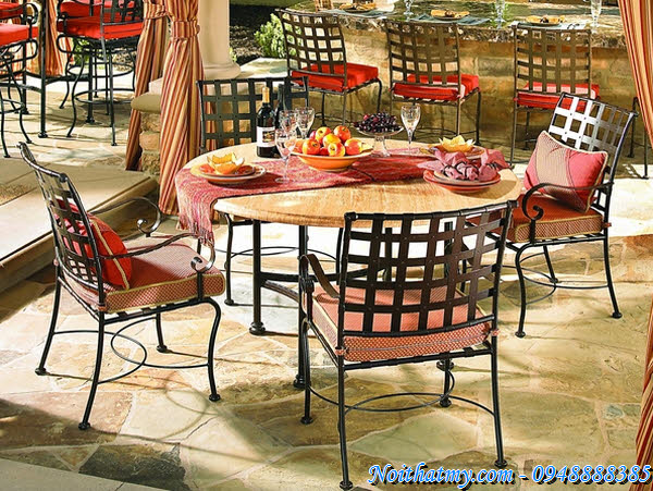 40 wrought iron furniture outdoor italian style part 3 for Outdoor furniture italy
