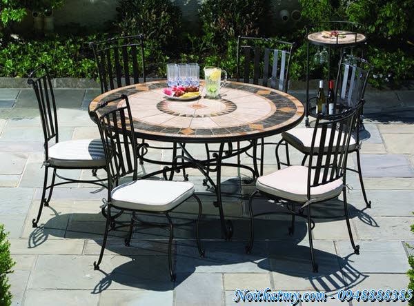 40 wrought iron furniture outdoor italian style part 2 for Outdoor furniture italy