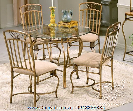 Artistic iron furniture Dong An DA13-BG12